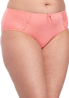 New Directions® Plus Size Micro Briefs- BR5289XP