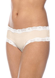 New Directions Intimates Micro Cross Dye Hipster - H91121P