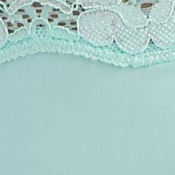 Women's Hipster Panties: Ocean Mint New Directions Micro Cross Dye Hipster - H91121P