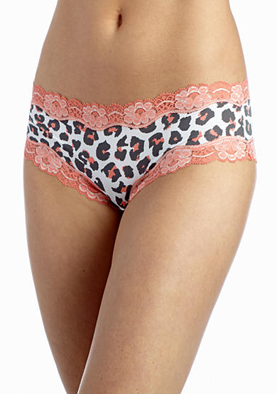 New Directions® Intimates Printed Lace Trim Hipster - H91137P