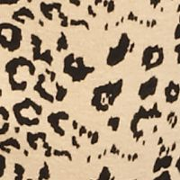 New Directions Intimates Women Sale: Ditsy Cheetah New Directions Intimates Lace Trim Print Cheeky Hipster - H91277P
