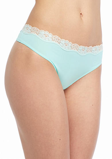 New Directions® Intimates Lace Trim Thong - T91120P