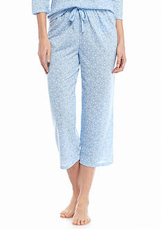 ND® Intimates Cotton Dot Capris