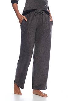 New Directions Super Soft Fleece Sleep Pants