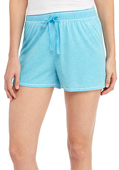 New Directions® Vintage Pajama Shorts