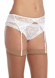 Natori Feather Garter Belt
