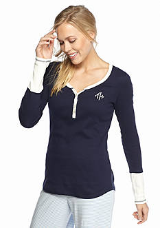 Tommy Hilfiger® Basic Long Sleeve Henley Top