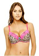 Perfects Australia Carnaval Printed Lace Bra -