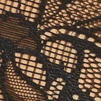Women: Boyshort Sale: Black Perfects Australia Delightfuls Pretty Lace Boyshort -14USH051