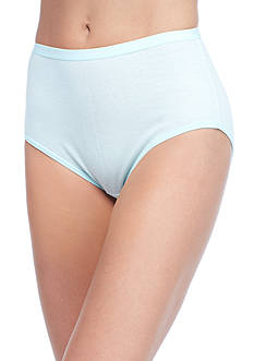 Hanes Platinum Cotton Creation Assorted Brief 5 Pack - 40C5AS