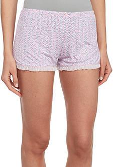 Layla Ruffle Trim Boxer Shorts