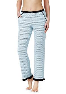 Layla Ruffle Hem Pajama Pants