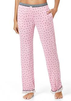 Layla Ruffle Hem Pajama Pant
