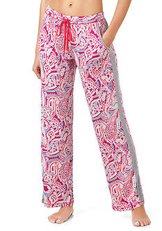 Layla Printed Side Trim Sleep Pant