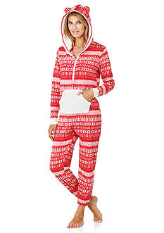 Layla Micro Critter Pajama Set