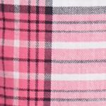 Gifts for Her Under $25: Pink Plaid Sleep Riot™ Plaid Flannel Jogger Pants