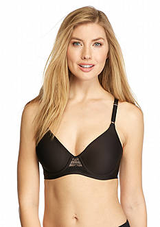 Hanes Smooth Inside and Out Underwire Bra