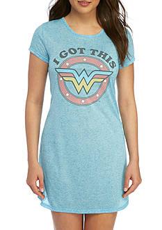 Briefly Stated Wonder Woman Sleepshirt