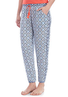 Echo Printed Side Panel Jogger Pant - EO117409