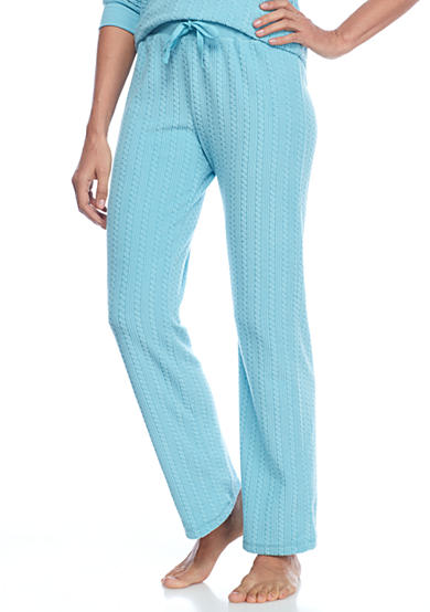 Echo® Cable Knit Lounge Pant