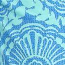 Echo Women Sale: Seafoam Echo Long Sleeve Henley Pajama Set