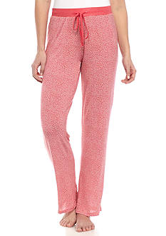 Echo Printed Sleep Pants