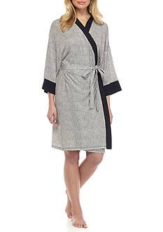 Echo Printed Kimono