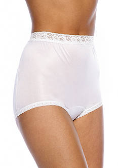 Kim Rogers Lace Trim Brief - 00945
