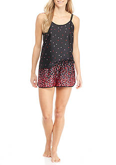 kate spade new york Tank Shortie Pajama Set