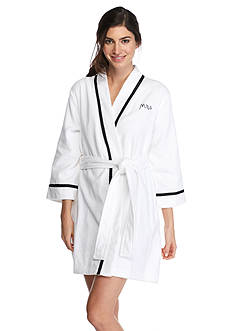 kate spade new york Bridal Terry Wrap Robe
