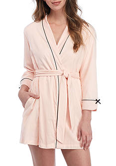 kate spade new york® Lawn and Terry Robe - 5041357