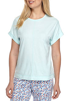 Nautica Short Sleeve Lounge Top - 2001351