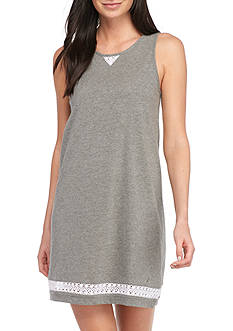 Nautica Knit Sleeveless Chemise