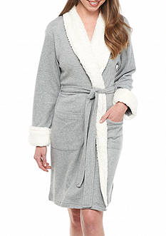 Nautica Sweater Knit Robe