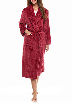Nautica Cable Textured Robe