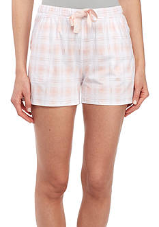 Nautica Printed Sleep Shorts