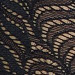 Women's Plus: Paramour™ Bras, Panties & Lingerie: Black Paramour™ Carolina Hipster - 735011