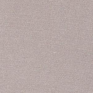 Purple Plus Size Panties: Warm Steel Bali Microfiber Hi-Cut Brief