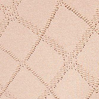 Purple Plus Size Panties: Diamond Nude Bali Microfiber Brief