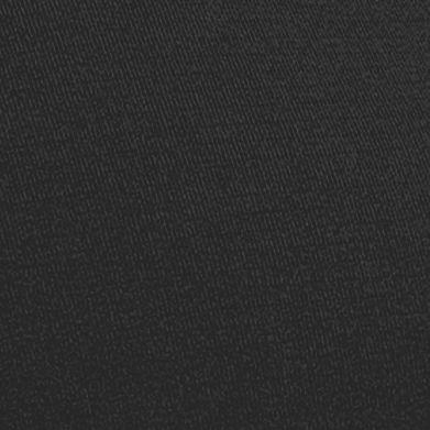 Purple Plus Size Panties: Black Bali Microfiber Brief