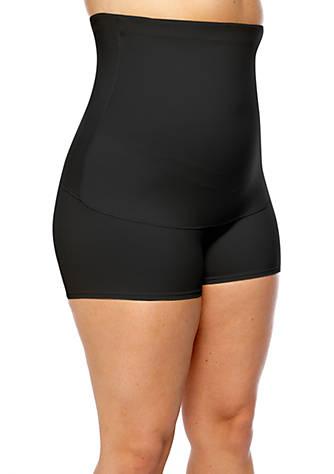 Maidenform 174 Plus Size Fat Free Dressing High Waist