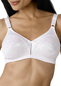 Bali Double Support Spa Closure Wirefree Bra - 3372