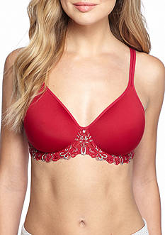 Bali® Ultra Light Embroidered Frame Underwire Bra - 3443
