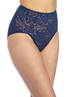 Bali Lace N' Smooth Briefs - 8L14