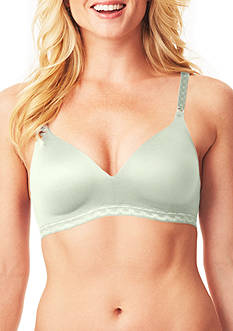 Warner's Cloud 9 Wire-Free Contour Bra- 1269