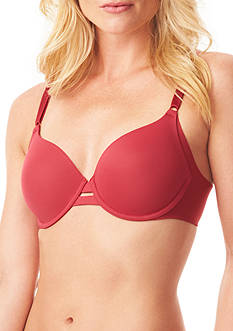 Warner's No Side Effects Contour Underwire Bra - 01356
