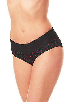 Warner's No Pinching. No Problems. Hipsters With Lace - 5609J
