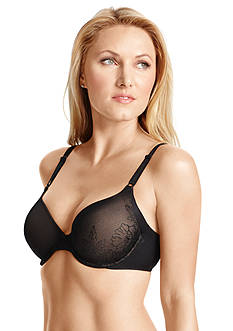 Warner's No Side Effects Underwire Contour Lift Bra - RD0561A