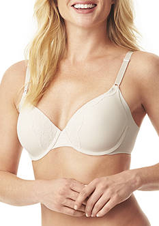 Warner's No Side Effects with Contour Underwire Bra - RF9561A
