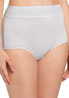 Warner's No Pinching. No Problems. Cotton Brief - RS5381P